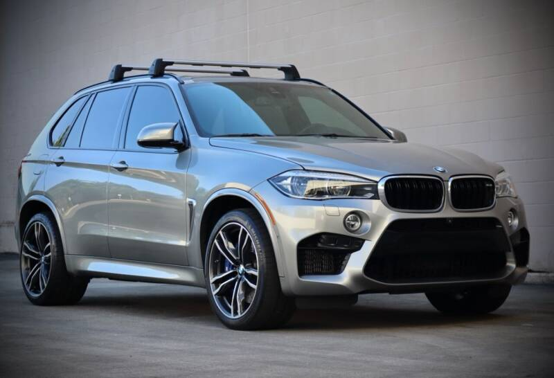 2017 BMW X5 M for sale in Portland, OR