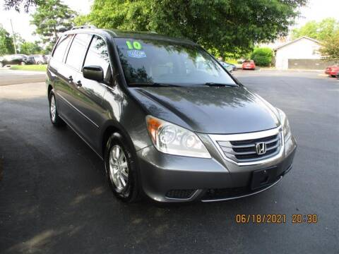 2010 Honda Odyssey for sale at Euro Asian Cars in Knoxville TN