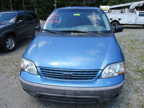 2002 Ford Windstar for sale at FERNWOOD AUTO SALES in Nicholson PA