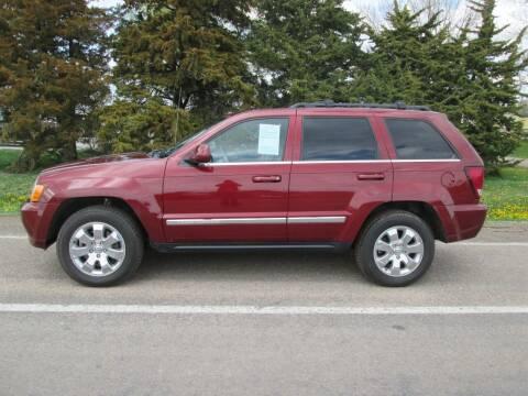 2008 Jeep Grand Cherokee for sale at Joe's Motor Company in Hazard NE
