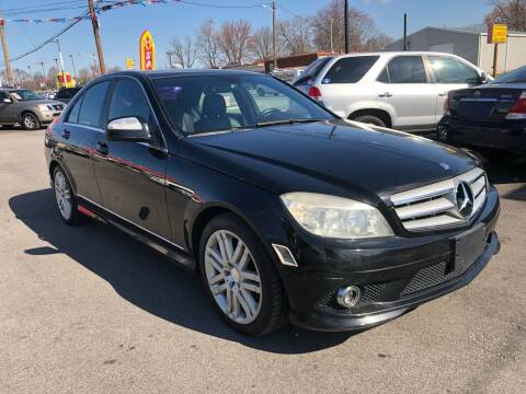 2008 Mercedes-Benz C-Class for sale at Wise Investments Auto Sales in Sellersburg IN