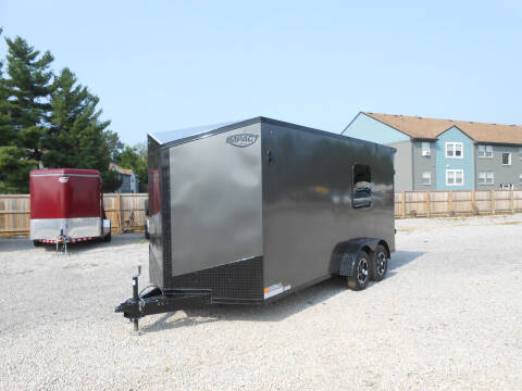 2022 Impact Shockwave 7x16 for sale at Jerry Moody Auto Mart - Trailers in Jeffersontown KY