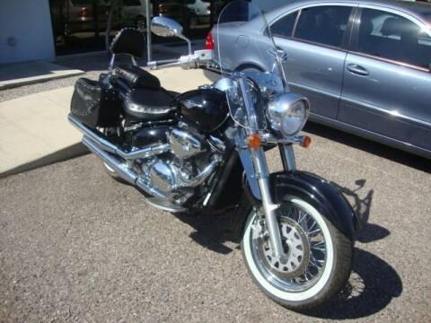 2008 Suzuki BLVD C50T for sale at FREDRIK'S AUTO in Mesa AZ