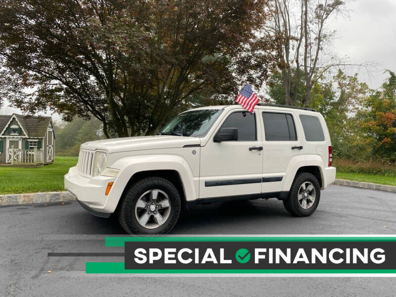 2008 Jeep Liberty for sale at QUALITY AUTOS in Hamburg NJ