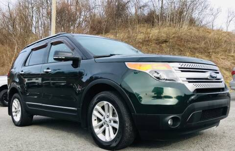 2013 Ford Explorer for sale at Bailey Brand in Clarksburg WV