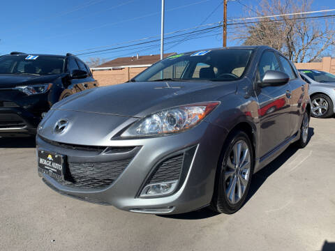 2010 Mazda MAZDA3 for sale at Berge Auto in Orem UT