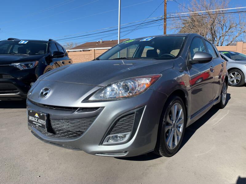 2010 Mazda MAZDA3 for sale at Berge Auto in Orem UT