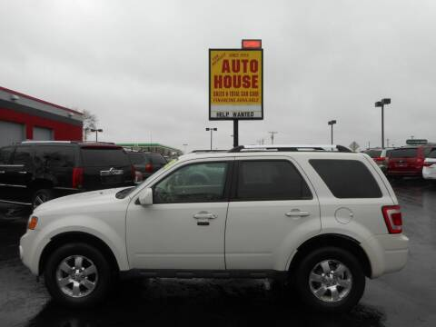 2011 Ford Escape for sale at AUTO HOUSE WAUKESHA in Waukesha WI