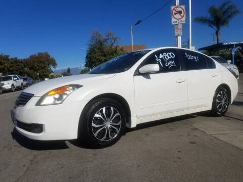 2008 Nissan Altima for sale at Olympic Motors in Los Angeles CA