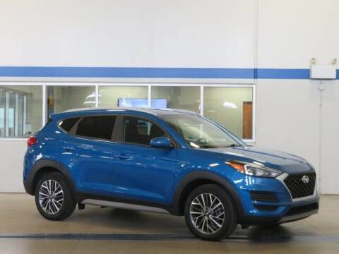 2019 Hyundai Tucson for sale at Terry Lee Hyundai in Noblesville IN