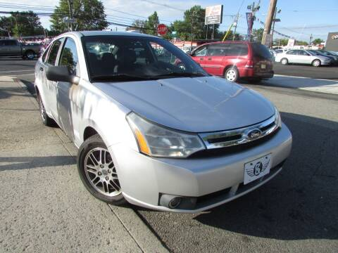2010 Ford Focus for sale at K & S Motors Corp in Linden NJ