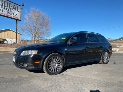2007 Audi A4 for sale at Big Deal Auto Sales in Rapid City SD