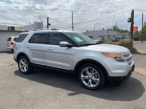 2015 Ford Explorer for sale at Brown & Brown Wholesale in Mesa AZ