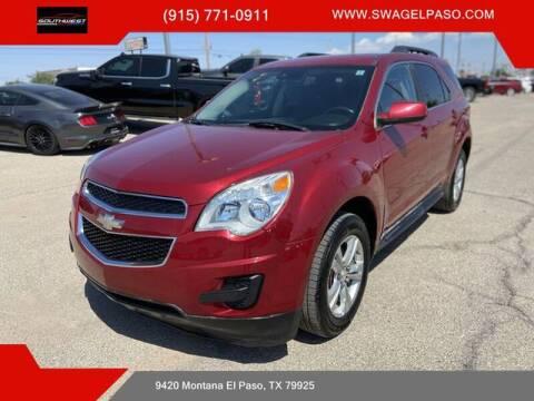 2014 Chevrolet Equinox for sale at SOUTHWEST AUTO GROUP-EL PASO in El Paso TX