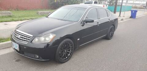 2006 Infiniti M35 for sale at Kingz Auto LLC in Portland OR