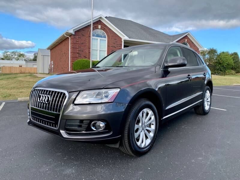 2014 Audi Q5 for sale at HillView Motors in Shepherdsville KY