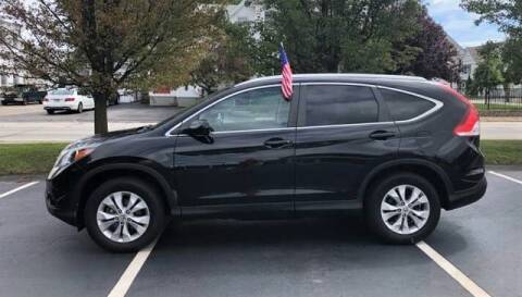 2014 Honda CR-V for sale at Ataboys Auto Sales in Manchester NH