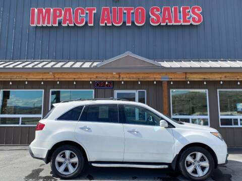 2010 Acura MDX for sale at Impact Auto Sales in Wenatchee WA
