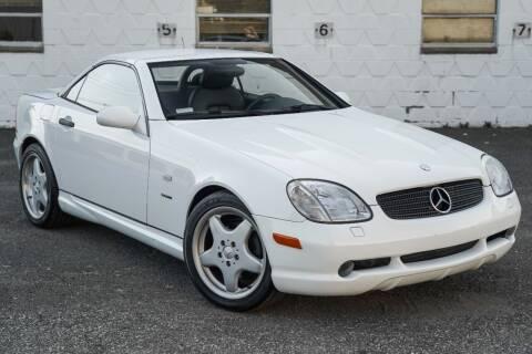 1999 Mercedes-Benz SLK for sale at Vantage Auto Group - Vantage Auto Wholesale in Moonachie NJ