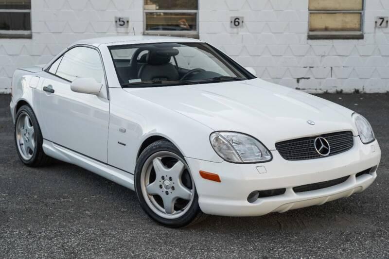 1999 Mercedes-Benz SLK for sale at Vantage Auto Wholesale in Moonachie NJ
