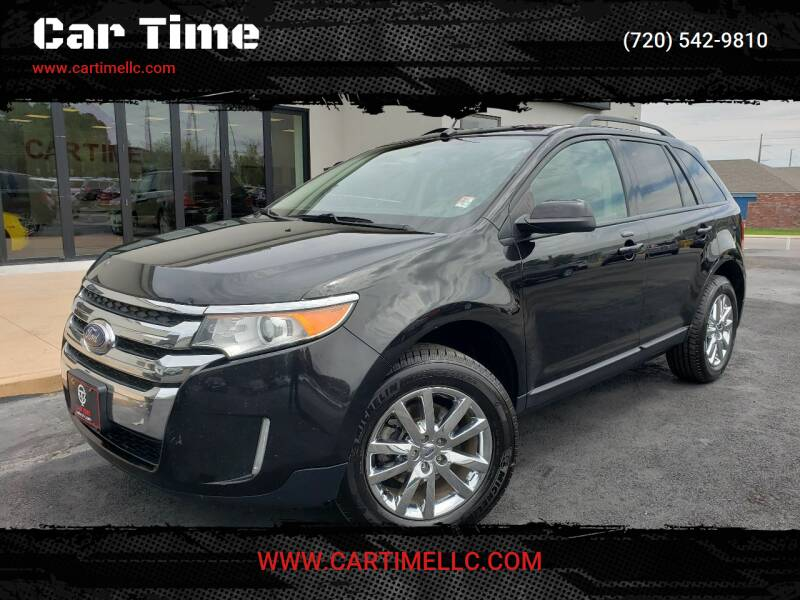 2014 Ford Edge for sale at Car Time in Denver CO
