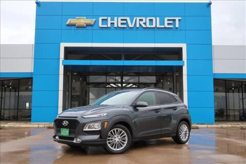 2020 Hyundai Kona for sale at Lipscomb Auto Center in Bowie TX
