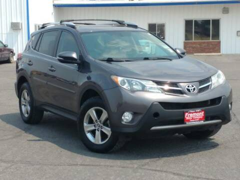 2015 Toyota RAV4 for sale at Rocky Mountain Commercial Trucks in Casper WY