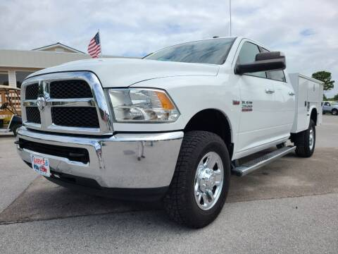 2014 RAM Ram Chassis 2500 for sale at Gary's Auto Sales in Sneads Ferry NC