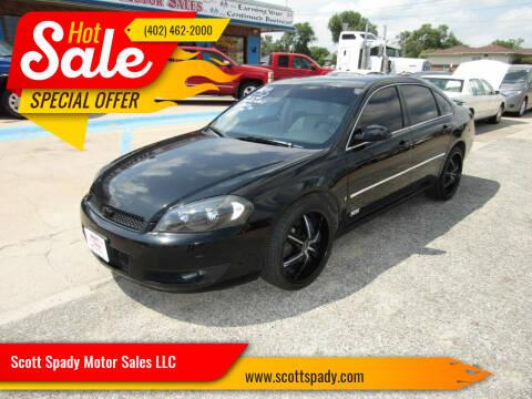 2006 Chevrolet Impala for sale at Scott Spady Motor Sales LLC in Hastings NE