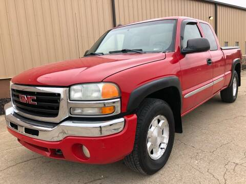 2004 GMC Sierra 1500 for sale at Prime Auto Sales in Uniontown OH
