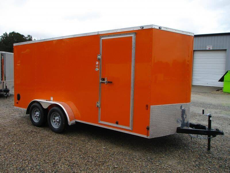 2022 Continental Cargo Sunshine 7x16 Vnose for sale at Vehicle Network - HGR'S Truck and Trailer in Hope Mill NC