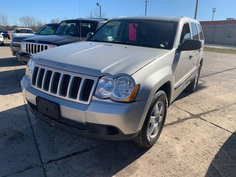 2008 Jeep Grand Cherokee for sale at Cars To Go in Lafayette IN