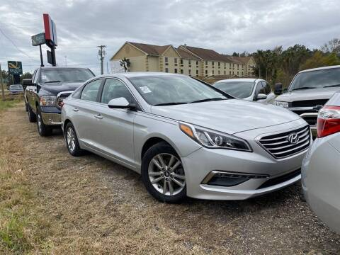 2015 Hyundai Sonata for sale at Direct Auto in D'Iberville MS