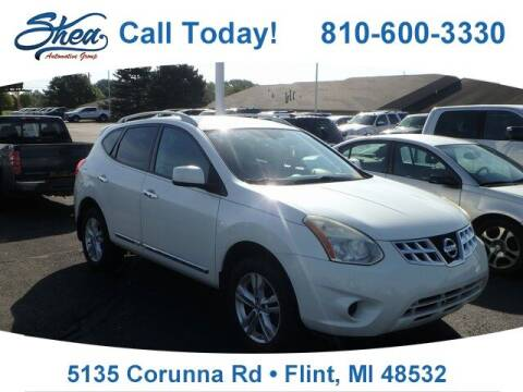 2012 Nissan Rogue for sale at Erick's Used Car Factory in Flint MI