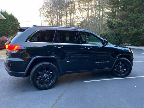 2014 Jeep Grand Cherokee for sale at Paramount Autosport in Kennesaw GA