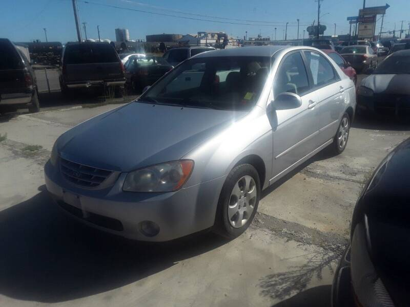 2004 Kia Spectra for sale at TTT Auto Sales in Spokane WA