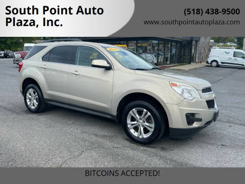 2012 Chevrolet Equinox for sale at South Point Auto Plaza, Inc. in Albany NY