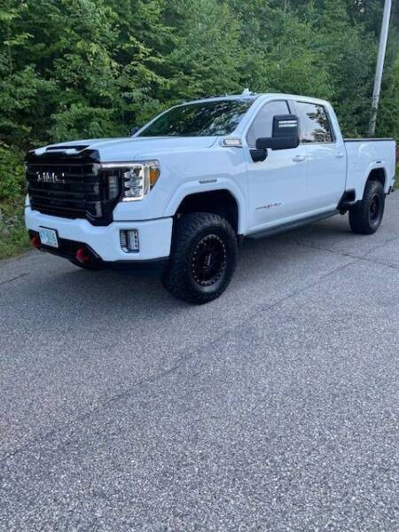 2021 GMC Sierra 2500HD for sale at Renaissance Auto Wholesalers in Newmarket NH
