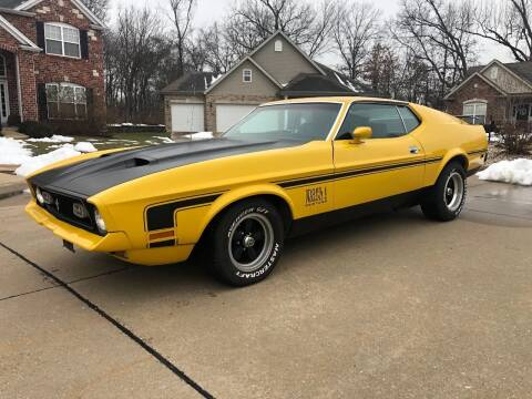 1972 Ford Mustang for sale at Gateway Auto Source in Imperial MO