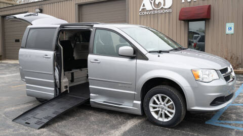 2015 Dodge Grand Caravan for sale at A&J Mobility in Valders WI