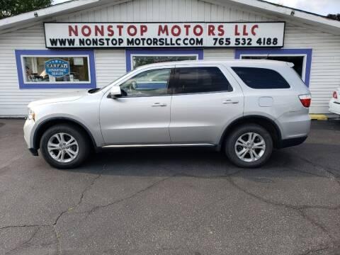 2012 Dodge Durango for sale at Nonstop Motors in Indianapolis IN