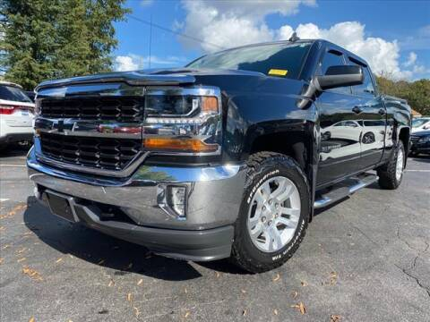 2017 Chevrolet Silverado 1500 for sale at iDeal Auto in Raleigh NC