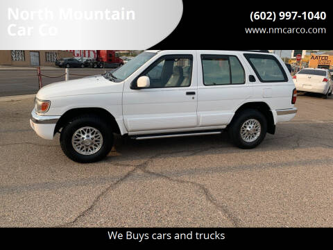 1997 Nissan Pathfinder for sale at North Mountain Car Co in Phoenix AZ