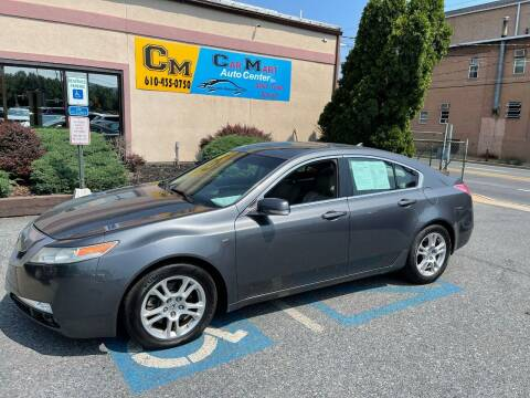 2010 Acura TL for sale at Car Mart Auto Center II, LLC in Allentown PA
