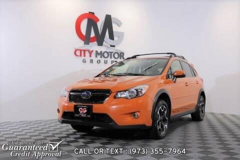 2015 Subaru XV Crosstrek for sale at City Motor Group, Inc. in Wanaque NJ