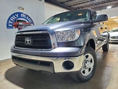 2013 Toyota Tundra for sale at Italy Blue Auto Sales llc in Miami FL