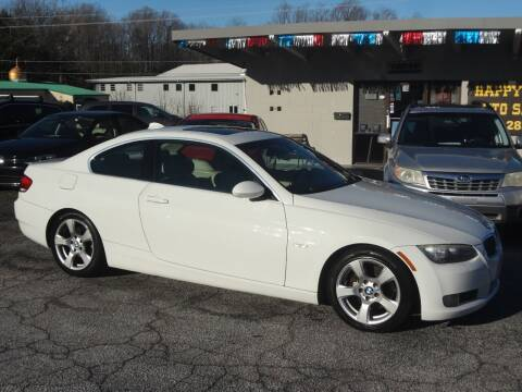2009 BMW 3 Series for sale at HAPPY TRAILS AUTO SALES LLC in Taylors SC