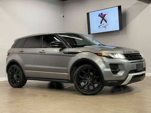 2012 Land Rover Range Rover Evoque for sale at TX Auto Group in Houston TX
