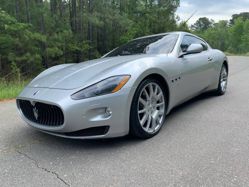 2009 Maserati GranTurismo for sale at Carrera AutoHaus Inc in Clayton NC