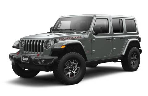 2021 Jeep Wrangler Unlimited for sale at Herman Jenkins Used Cars in Union City TN